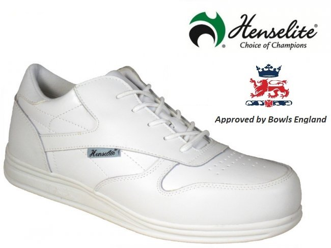 Henselite Victory Sport Bowls Trainers  6  & 7 ONLY