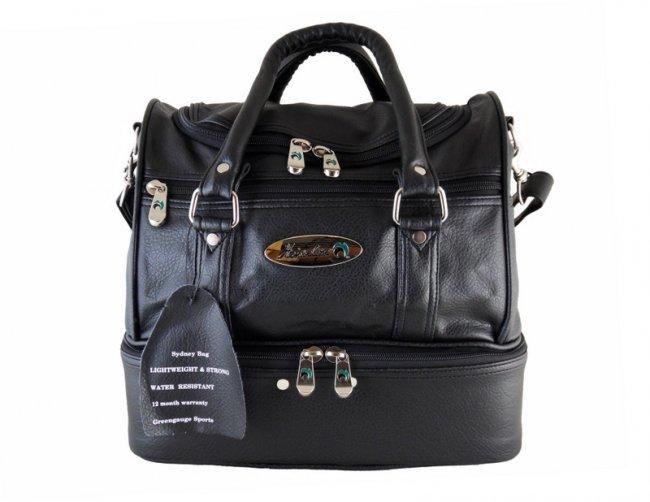 Sydney Bowls Bag Black