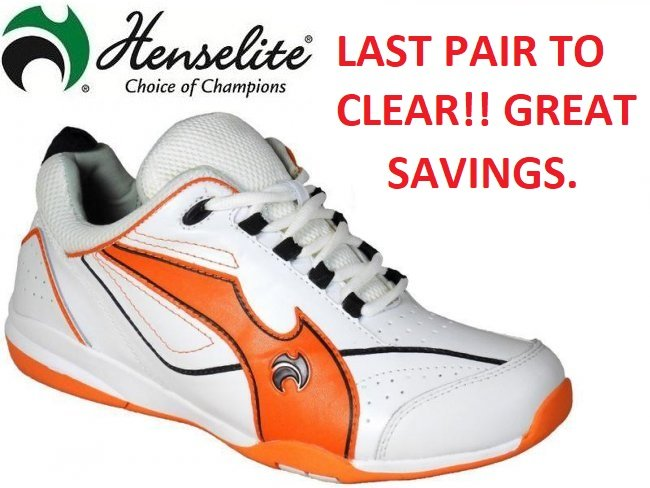 Blade34 Lawn Bowling Shoes SIZE 13 TO CLEAR