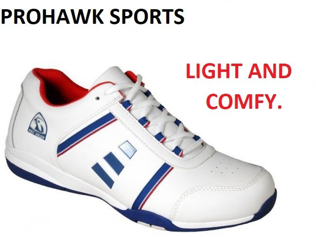 Prohawk PM50 Lawn Bowling Shoe & FREE Socks
