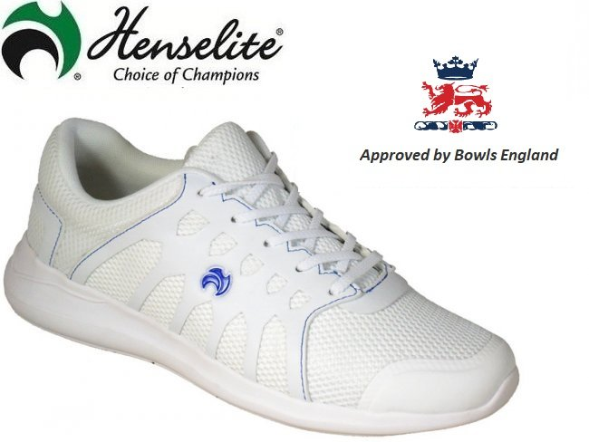 Henselite HL70 Sports Lawn Bowling Shoes.