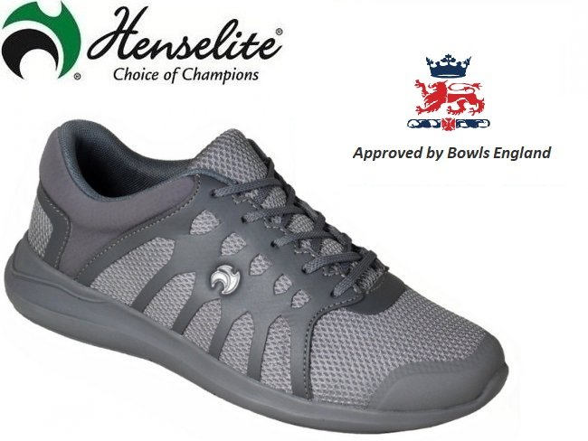 Henselite HL70 Lawn  Bowls Trainers. Very Light.