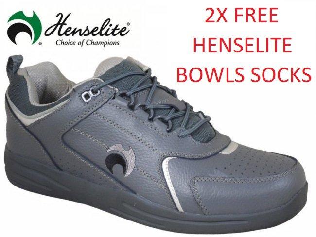 Henselite ProSports Lace Lawn Bowling Shoe. 7,8 & 9