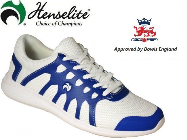 Henselite HL71 Lawn Bowls Trainer. Very Light Shoe