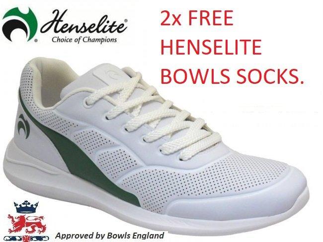 Henselite HM74 Lawn Bowls Sports Shoes
