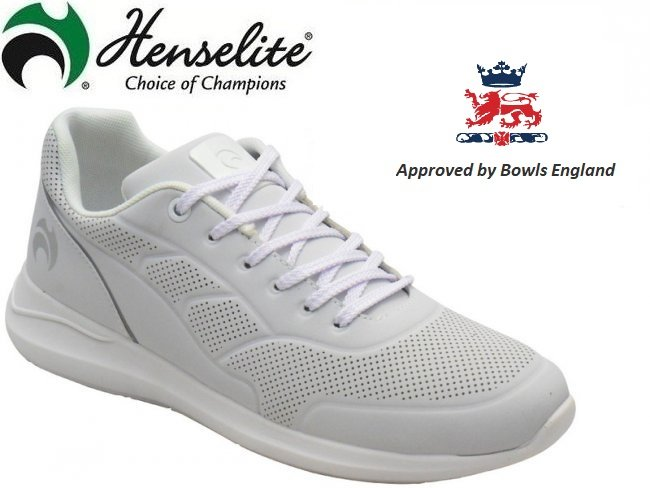 Henselite HL74  Ladies Lawn Bowls Shoes. Super Light