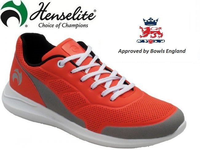 Henselite HL74 Ladies Lawn Bowls Shoe.