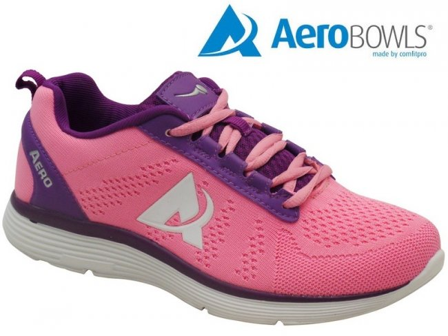 Aero Ladies Nirvana Lawn Bowls Trainer. Quality.