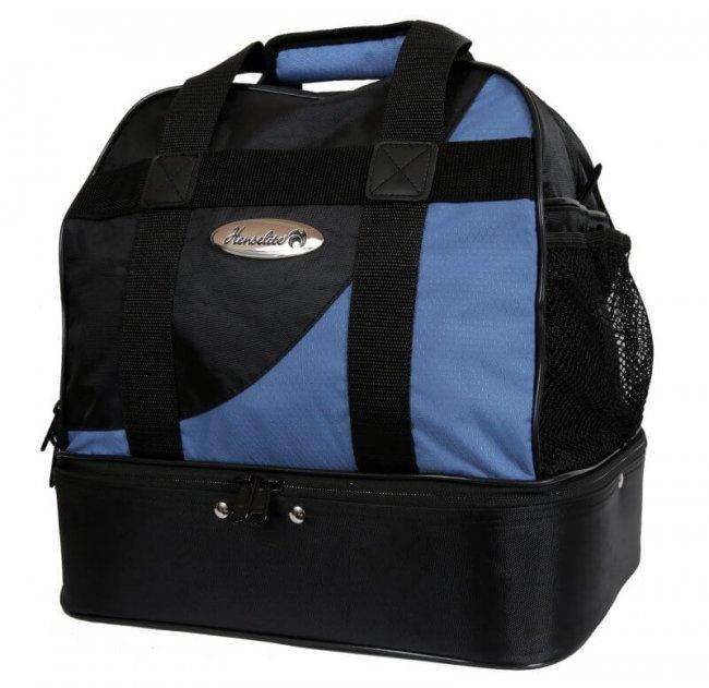 Henselite Professional Midi Lawn Bowls Bag Blue