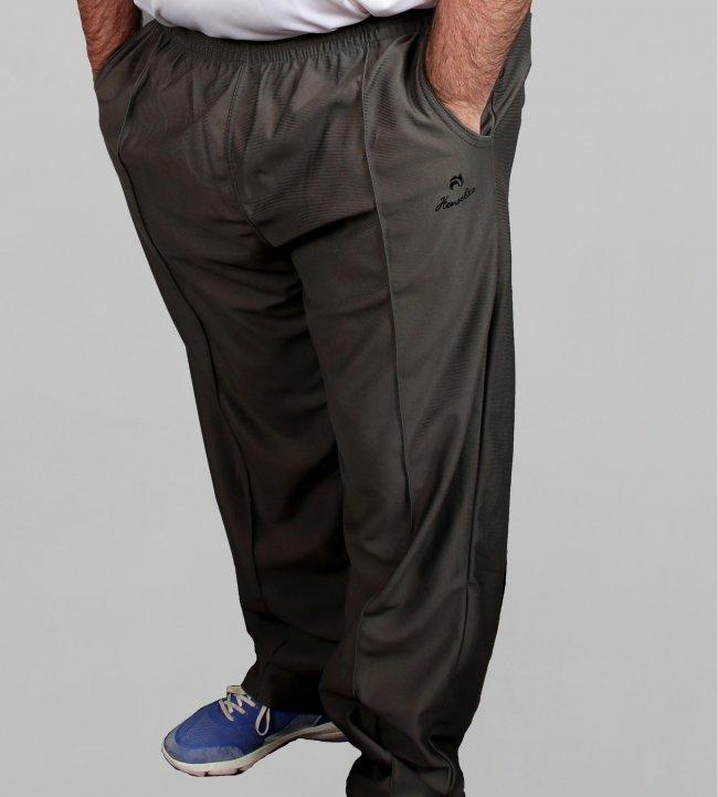 Henselite Lawn Bowling Sports Trousers . Grey.