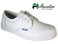 Henselite Victory Leather Lawn Bowling Shoe. 6 & 10