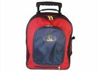 Prohawk Stay Dry Trolley Bag Red