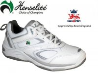 Henselite LPS44 Lawn Bowls Shoes. High Quality.
