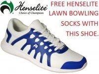 Henselite HM70 Sports Lawn Bowls Shoe