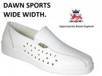 Dawn Sports DL22 Slip On Lawn Bowling Shoes