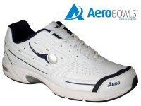 Aero Hurricane Lawn  Bowls Trainers. High Quality.
