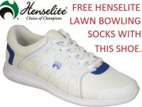 Henselite HM71 Trainer Sizes 6 7 8 12 & 13