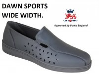 Dawn Sports DL22 Slip On Lawn Bowling Shoes