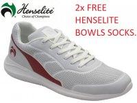 Henselite HM74 Lawn Bowling Sports Shoes