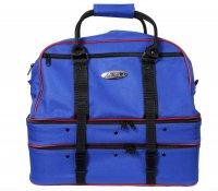 Henselite Darwin Lawn Bowls Bag. Triple Decker