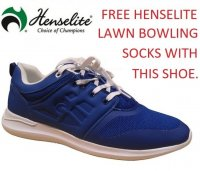 Henselite HM74 Metro Lawn Bowling shoes. All Sizes